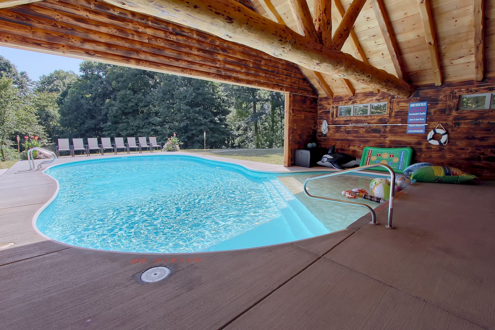 Hocking Hills Luxury Lodging Hocking Hills